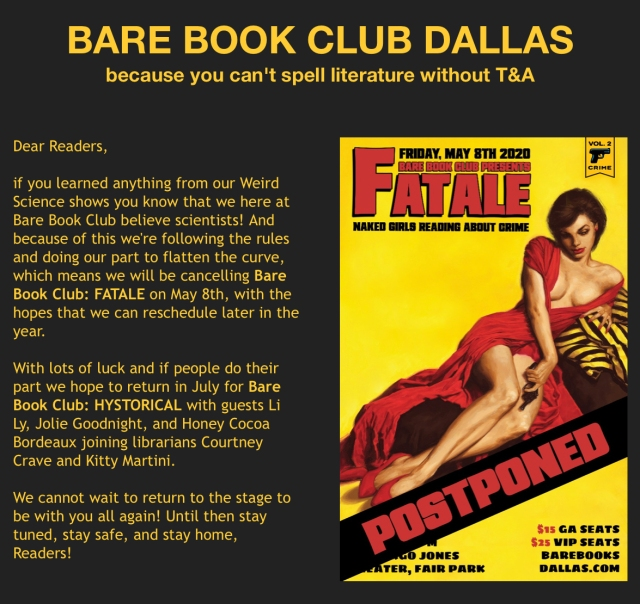 Fatale Announcement